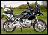 ECM's Ride - Cool Dutch R1200GS