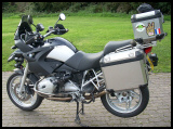 Black Thunder R1200GS
