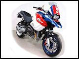 BMW R1200GS SuperMoto / SuperMotard - R1200GS SM by Panda Moto 89