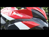 Track / race prepared Ducati Multistrada 1200