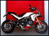 Motovation custom Multistrada 1200