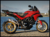 JP's modified Multistrada 1200