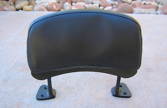 MTS1200 Pillion Back Rest