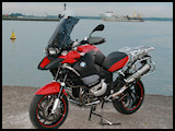 Rusor's R1200GSA Red Baron