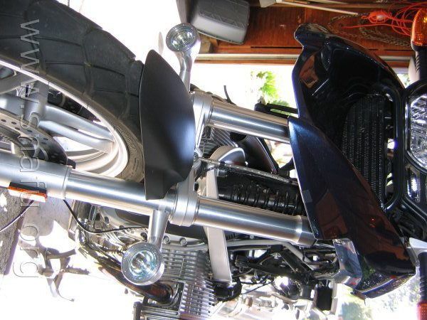 R1200GS auxiliary lights installation