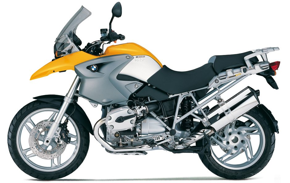 R1200GS Yellow