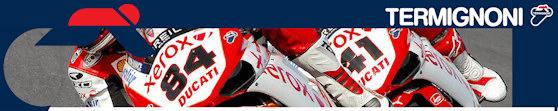 Ducati and Termignoni brand names are synonymous